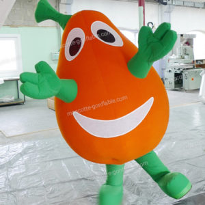 inflatable mascot costume lysosome. Inflatable decoration